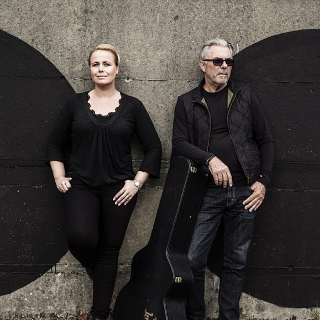 Camilla Maria Myrås og Kjell Reianes
