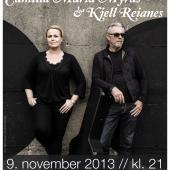 Varm November på Radisson Blu med Camilla Maria Myrås og Kjell Reianes